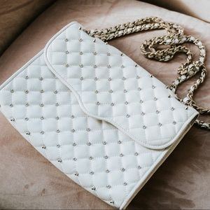 Rebecca Minkoff Studded Affairs Quilted Purse